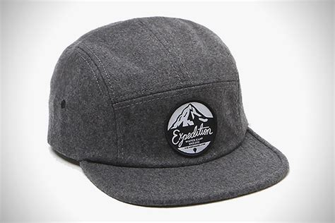 Topi 5 Panel Black take five 15 best five panel hats hiconsumption