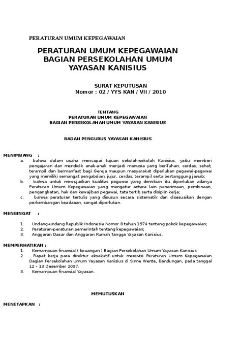 Contoh Surat Pemberitahuan Kenaikan Gaji Karyawan Swasta