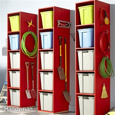 Garage Storage Ideas Handyman Pdf Family Handyman Garage Storage Plans Free