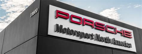 porsche motorsports america the new porsche experience center in la is now open