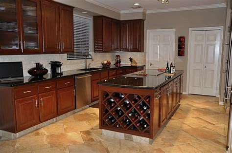 Kitchen Island With Wine Storage Built In Cabinet Wine Rack Roselawnlutheran