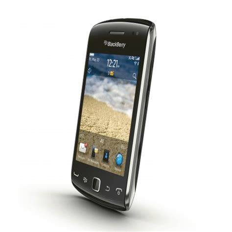 Hp Blackberry Curve 9380 blackberry curve 9380 orlando black jakartanotebook