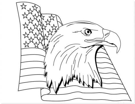 imagenes de aguilas faciles para dibujar 193 guila y la bandera de eeuu para pintar im 225 genes y fotos