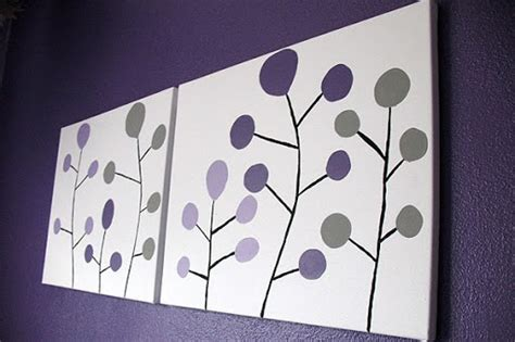 make your own artwork for home decor diy easy canvas painting ideas for home