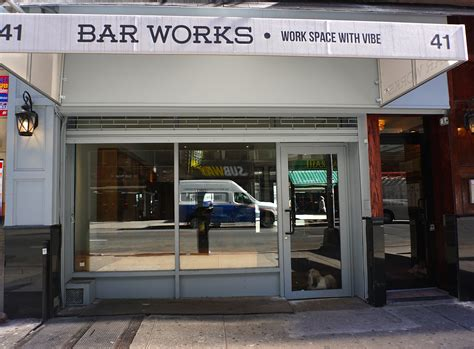 bar works in times square in new york ny