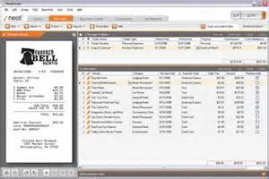 business card organizer program neatreceipts mobile scanner digital filing system software portable receipt scanner