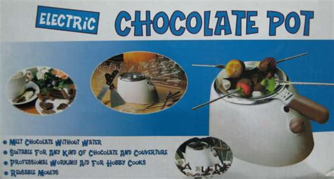 Murah Akebonno Chocolate Maker Chocolate Fondue jual akebonno chocolate chocolate pot jual