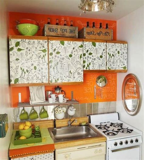 small kitchen decor