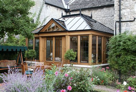 Sunrooms And Conservatories Conservatory With A Finish Sunroom
