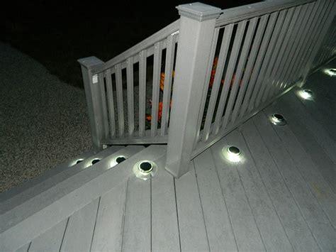 Solar Deck Lighting Enhance Your Deck Comfort Advice Solar Deck Lighting Ideas