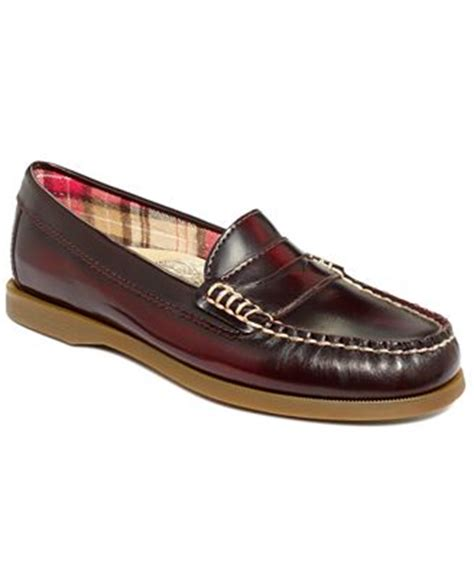 sperry hayden loafer sperry s hayden loafer flats shoes macy s