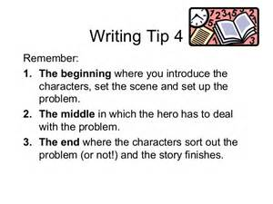Tips On How To Write A Narrative Essay by Narrative Writing Tips