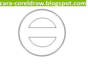 membuat efek stempel di coreldraw cara membuat stempel dengan coreldraw mudah coreldraw