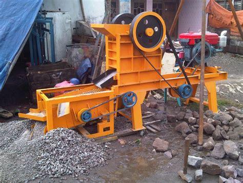 Mesin Pemecah Batu harga dan spesifikasi mesin crusher alat pemecah batu