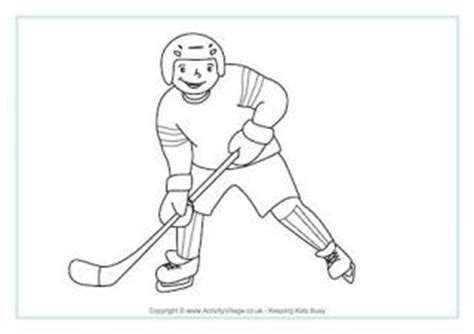 olympic hockey coloring pages winter olympics colouring pages