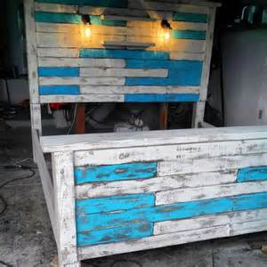 Pallet Bed Frame Diy King Diy King Size Pallet Bed Frame 99 Pallets