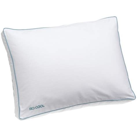 cool bed pillows iso cool polyester bed pillow side sleeper standard