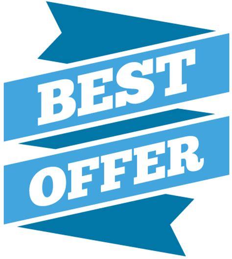 best offer best offer blue label tag 1designshop