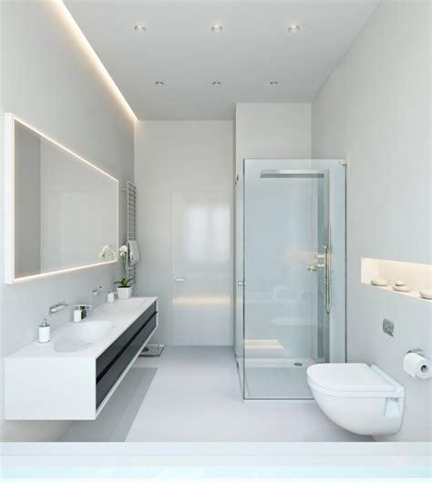 Badezimmer Taupe by Indirekte Bad Beleuchtung Und Moderne Bad Gestaltung