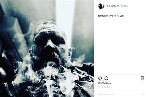 tom capone instagram tom hardy confirms role in al capone movie fonzo