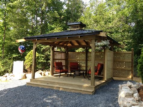 Outdoor Patio Gazebo 12x12 Outdoor Living