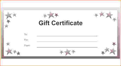 gift certificate design your own make your own gift certificate journalingsage com