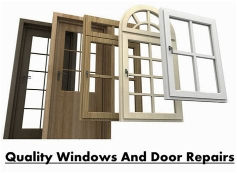windows and doors repair door window repair