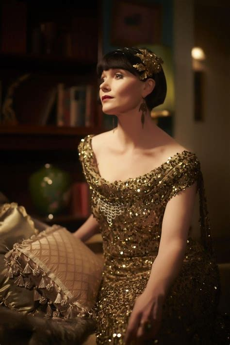 Miss Wardrobe by Fangirl Friday Phryne Fisher Paper Droids