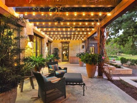 patio lighting ideas 17 best ideas about outdoor covered patios on pinterest