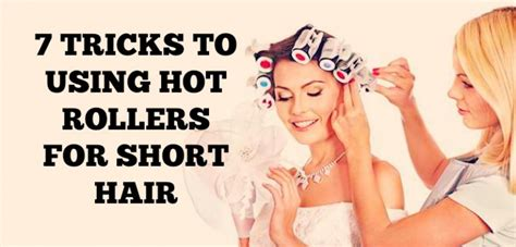 how to use hot rollers the small things blog small hot rollers for short hair short hairstyle 2013