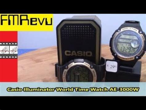 Top Jam Tangan Casio Ae 2100w 1a Digital Original Hobi Outdoor Advent casio standard ae 1000w 1bv doovi