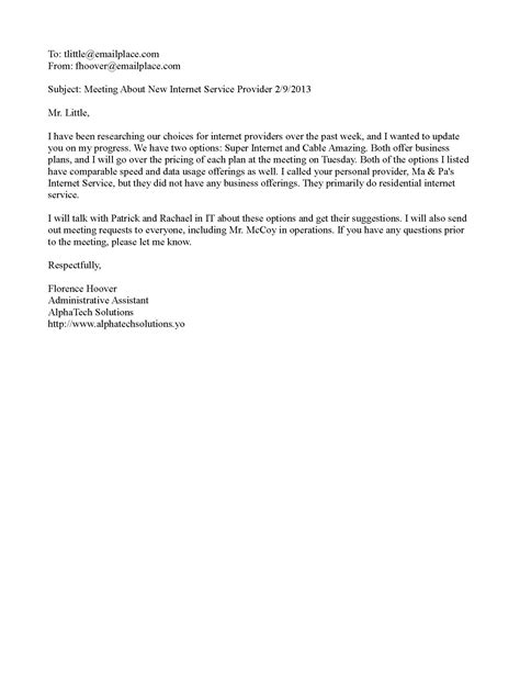 Business Letter To Request A Meeting search results for business meeting invitation letter