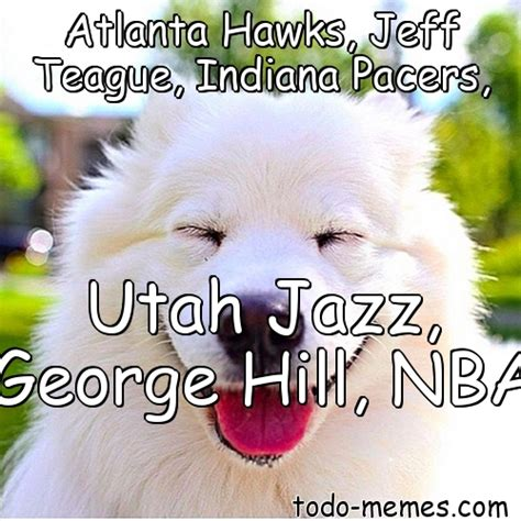 Todo Memes - arraymeme de atlanta hawks jeff teague indiana pacers