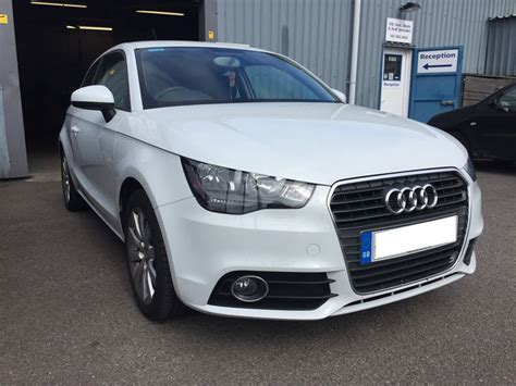 audi a1 repairs servicing and mots in gosport