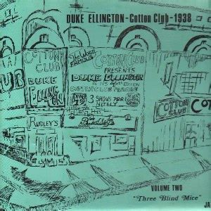 the duke of nothing the 1797 club volume 5 books duke ellington cotton club 1938 volume 2 reviews and mp3