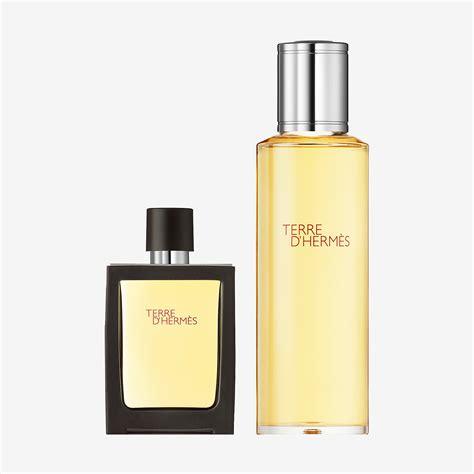 Parfum Pria Terre D Hermes terre d hermes parfum travel spray and refill herm 232 s