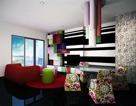 color in interior design implementing neon colors tastefully 17 design ideas