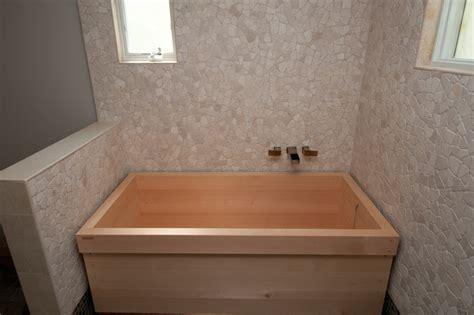 japanese ofuro bathtubs ofuro soaking hot tubs photos of installed tub in the us