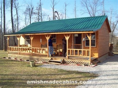 Amish Cottage Kits by Amish Cabin Kits Amish Made Cabins Amish Made Cabins