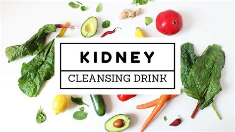 Kidney Detox Fruits by How To Make A Kidney Cleansing Drink Remedy