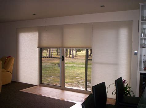 roll up shades for sliding glass doors interior endearing shades for sliding glass doors for