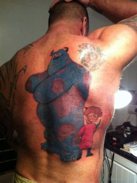 cartoon tattoos tattoos designs pictures