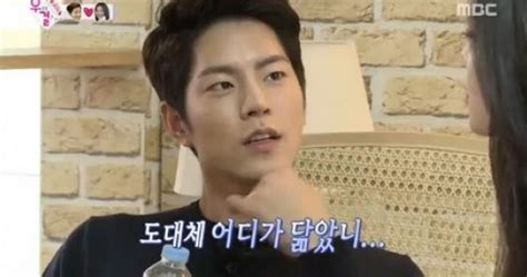 lee seung gi we got married quot we got married quot hong jong hyun feels jealous of yura s