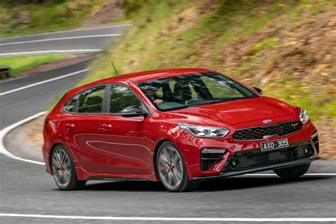 Kia Cerato Hatch 2019 by 2019 Kia Cerato Gt Launch Review Anyauto