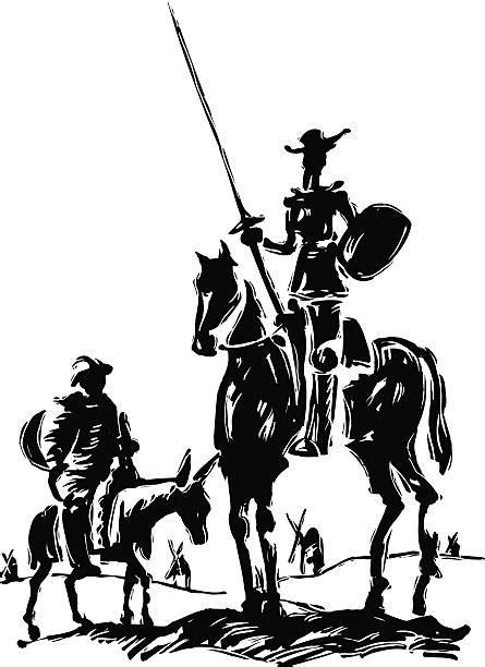 Royalty Free Don Quixote Clip Art, Vector Images