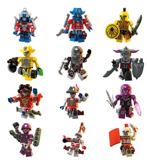 Qlt Lego Transform Warrior 2 In 1 new york comic con 2014 new kre o transformers coming 2015 graphic policy