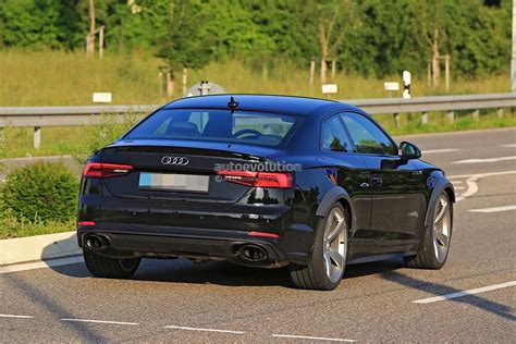 future audi rs5 2018 audi rs5 coupe test mule spied in audi s5 coupe