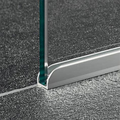 Coram Chrome Trim For Glass Shower Panel Victorian Glass Shower Door Trim