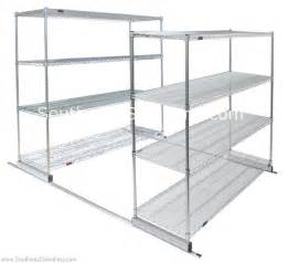 Shelving Organizer Systems Mobile Shelving Wire 10670 105626 Storage Systems Manual