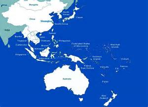 Map Of Asia Pacific by 302 Found